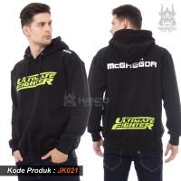 Jaket UFC Original Premium, Sweater UFC, Hoodie UFC JK018
