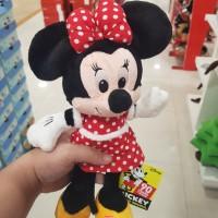 Boneka Minnie Mouse-Boneka mickey mouse-Boneka disney terbaru