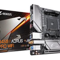 Gigabyte B450 I Aorus Pro Wifi (AM4, AMD Promontory B450, DDR4,USB3.1)