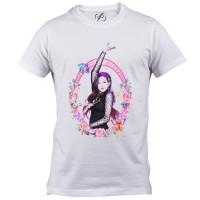 Kaos Baju K-Pop Korea Black Pink - Blackpink Lisa Rose Jisoo Jennie 04