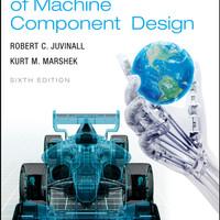 Fundamentals of Machine Component Design, 6th edition