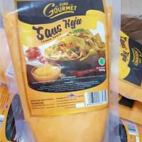 Saus Keju Euro Gourmet 200 gram - Tasya Kitchen