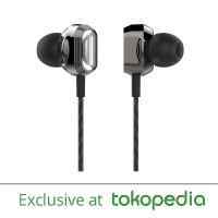 dbE Acoustics PR300 Dual Dynamic Driver In Ear Earphone