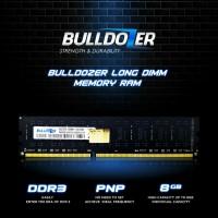 RAM BULLDOZER LONGDIMM DDR3 8GB