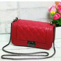 chnnxl boy mini/tas wanita branded import murah/handbag welocome to