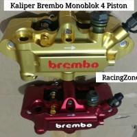 Kaliper Brembo Monoblok 4P Universal Full CNC