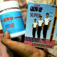 Suplemen peninggi Badan USA GROW-UP SUPER