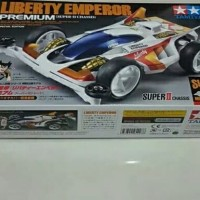 Tamiya Liberty emperor premium S2 spesial edisi