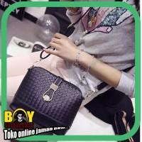 ready stock Fashion Bags 3632 Korea Style Tas wanita import murah