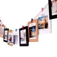 Frame Foto Gantung 13 x 9,5 cm Frame Foto Kertas Bingkai Foto Gantung