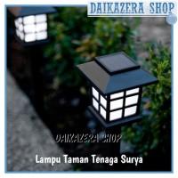 Lampu Taman Tenaga Surya / Solar Cell / Lampu Kebun / Lampu Tancap