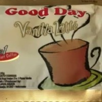 KOPI GOOD DAY INSTANT COFFEE VANILLA LATTE @20gr