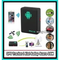 GPS Tracker GSM - Alat Sadap Suara - Sadap Suara Mini GSM A8