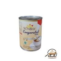 Susu evaporated merk Sunbay