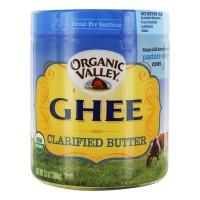 Organic Valley Organic Ghee Clarified Butter - 368 gr