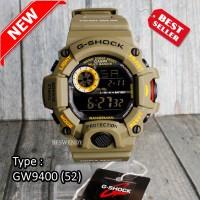 REAL FOTO !!! Jam tangan G SHOCK GW-9400 hijau Green army digital pria