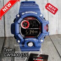 TERMURAH !!! Jam tangan digital G SHOCK GW-9400 navy digital anti air