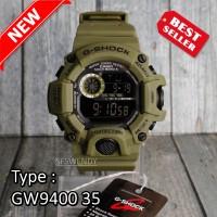 PRODUK TERLARIS !! G Shock GW-9400 Hijau green Jam tangan digital pria