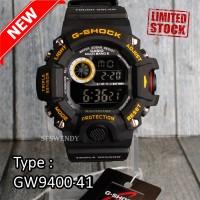OBRAL !! G Shock GW-9400 Hitam Jam tangan digital pria & anak anti air