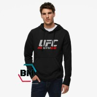 jaket sweater hoodie ufc gym - high quality