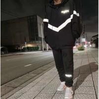 Fear of god hoodie scotlight 19ss