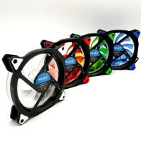 Eclipse L-02 Fan Casing 12CM Mejec LED RING - Fan Case 12 cm Eclipse