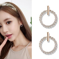 ANTING KOREA SIMPLE TUSUK MODEL ON OFF SILVER S925 M9318