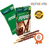 Pepero Almond Wafer Stick Korea Lotte