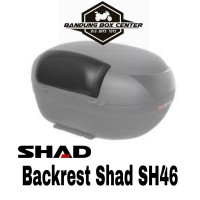 Backrest atau Sandaran Box Shad SH46 Bantalan Back rest Shad SH 46