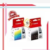 Catridge Tinta Canon PG-810 dan CL-811 Original Murah