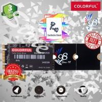 Colorful SSD M.2 240GB 240 GB - CN500 M2 Termurah Garansi Resmi + Baut