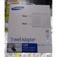 Charger Samsung Original 100% S4 Note 2 Mega Tab 3 USB Micro 10 W