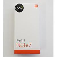 Xiaomi Redmi Note 7 4/64 Ram 4gb Rom 64gb Garansi Resmi TAM