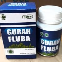 Obat Herbal Gurah Fluba Flu dan Batuk Spesialis Gangguan Pernafasan