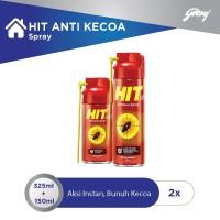 HIT - Paket Aerosol Anti Kecoa Spray Botol