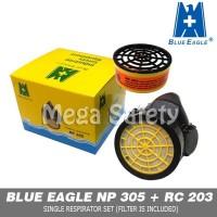 Blue Eagle NP 305 Respirator & RC 203 Filter