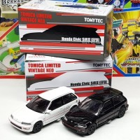 Tomica Limited Vintage Neo | Honda Civic SiR EF9 | HK Edition |