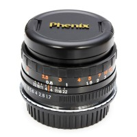Upstart Second Generation 50mm F1.7 Phenix Lens For Canon EF Lens
