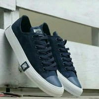 Sepatu Converse ALL Star Petir Warna Nevy