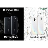 OPPO A5 2020 RAM 4 / 128 GB GARANSI RESMI OPPO 1 TAHUN