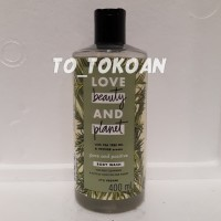 LOVE BEAUTY AND PLANET BODY WASH PURE AND POSITIVE 400 ML
