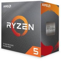 Processor AMD AM4 Ryzen 5 3600New garansu singapura