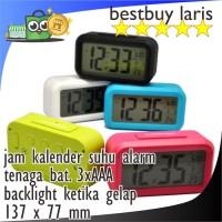 Jam Digital Smart Clock Untuk Meja - Jp9901 PALING MURAH