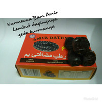 Kurma Bam 650 Gr Premium Amir Madu Anggur TERMURAH