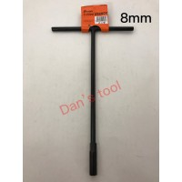Kunci T IDEKU 8 mm / Kunci Sock T / Kunci Sok T / T Socket Wrench