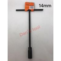 Kunci T IDEKU 14 mm / Kunci Sock T / Kunci Sok T / T Socket Wrench