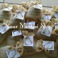 kualitas unggulan Souvenir pernikahan benih/bibit tanaman mini
