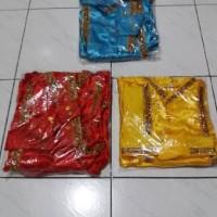 Baju Bodo Sd // Pakaian Adat Makassar // Baju Sulawesi Laki L- Xl