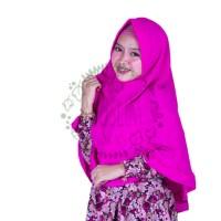 Hijab khimar/Hijab syari/Jilbab syari wolfis cantik alisha pet antem
