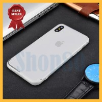 Casing Premium iPhone X 6 7 8 Plus Silicone Soft Case Silicon Slim
